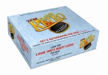 201213 Fleer Retro Hockey Box