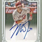 Early 2013 Baseball Card Releases Bring Plenty of On-Card Ink