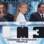 Upper Deck Iron Man 3 Trading Cards Take Flight