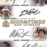 2012/13 UD SP Authentic Basketball Will Be A Great Product to Try for a LeBron or MJ Auto