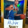 Anthony Davis Gold Prizm Auto