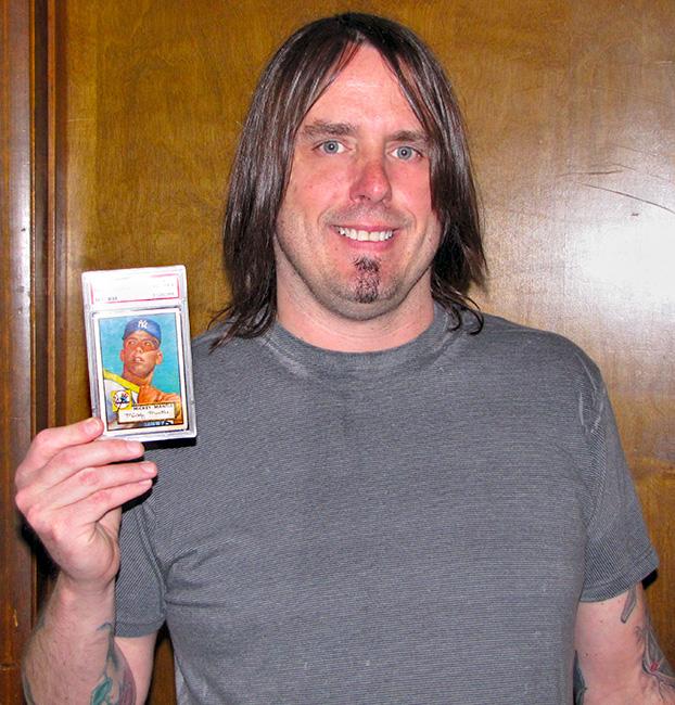 BobMickeyMantleCard