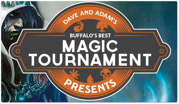 Buffalo's Best Magic Tournament
