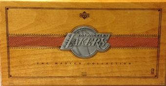 Lakers Master Collection Box