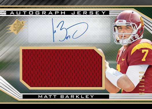 Matt Barkley SPx Card