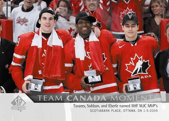 Team Canada Memories