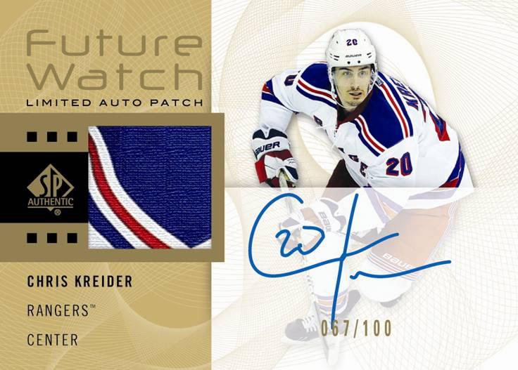 Kreider Future Watch Patch