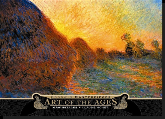 Monet Art Card
