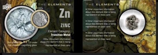 Goodwin Champions Zinc Card
