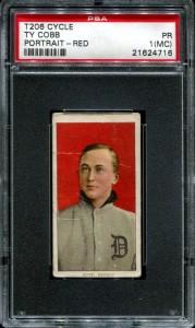 1909-11 T206 Ty Cobb