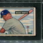 Bob's Buys: 1951 Bowman Mickey Mantle Rookie Card
