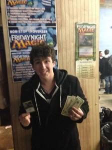 FNM Winner Joe Santini