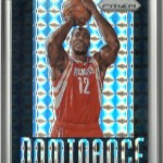 #DACWPulls – Dwight Howard Dominance Black Prizm Mosaic 1/1!