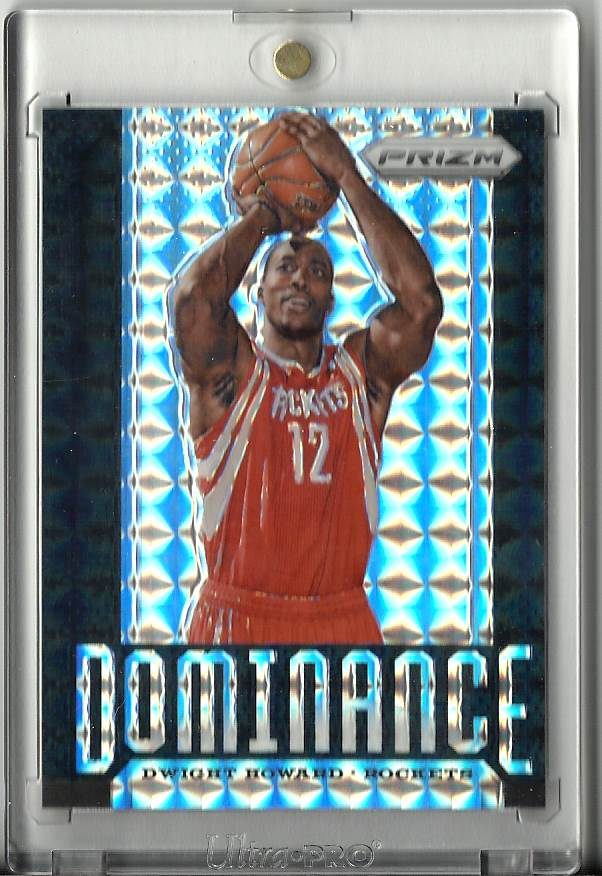 Dwight Howard Prizm Dominance Black Prizms - email