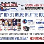 The DACW Buying Team at Niagara Falls Sports Expo!