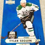 2013-14-NHL-Fleer-Showcase-Precious-Metal-Gems-Tyler-Seguin