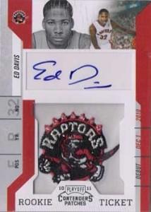 Ed-Davis-Autograph