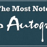 Sloppy Signatures: 50 Of The Most Notorious Sports Autographs