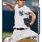 Topps Announces Release of Masahiro Tanaka Cards!