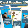 card grading infographic