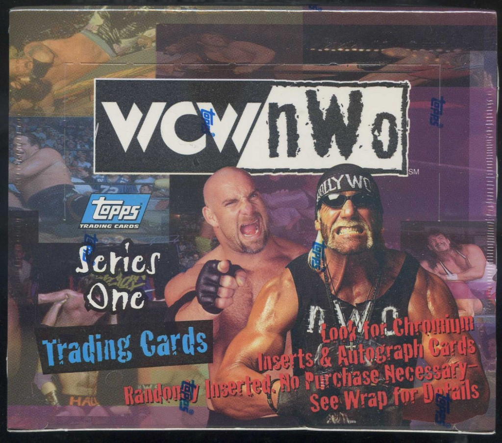 1998 Topps WCW/NWO Series 1 Trading Cards