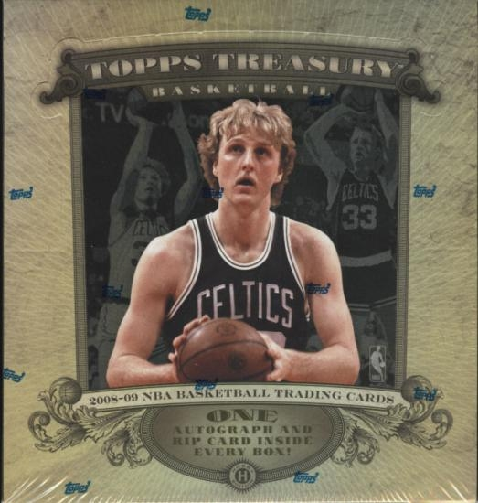 2008/09 Topps Treasury Basketball
