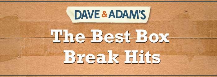 best live box break hits