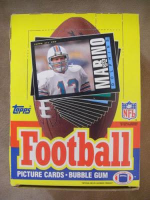 1985 Topps Football