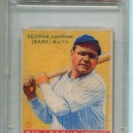 1933 Goudey Babe Ruth – Buyer Beware!