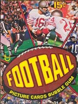 1977 Topps Football