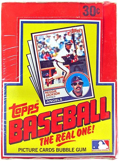 1983 Topps Baseball