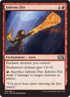 InfernoFist