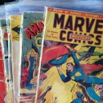 Buying Team Stories: Roadside Golden Age Comic Book Purchase!