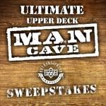 "Upper Deck announces ""Ultimate Man Cave Contest"""