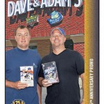 Coming Soon: Dave & Adam's Upper Deck Cards
