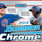 2014 Bowman Chrome Baseball Preview