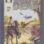 Dave & Adam's offering rare, autographed The Walking Dead comics
