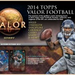 2014 Topps Valor Football preview