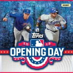 2015 Topps Opening Day Baseball preview