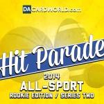 DA Cardworld announces Hit Parade: All-Sport Rookie Edition Series 2