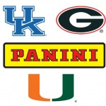 Panini inks exclusive deals with three major universities