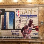 Legendary Jordan cards you've never seen before