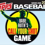 Topps announces in-pack contest for 2015 Baseball