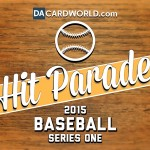 First Hit Parade release for 2015 now available