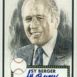 Sy Berger, father of the modern-day baseball card, dies at 91
