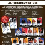 2014 Leaf Originals Wrestling preview