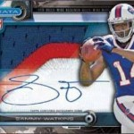 2014 Topps Strata Football preview