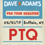 Dave & Adam's Magic: The Gathering Pro Tour Qualifier recap
