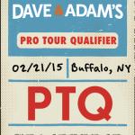Dave & Adam's Magic: The Gathering Pro Tour Qualifier recap