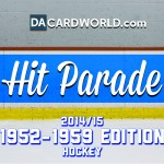 Dave & Adam's drops the puck on Hit Parade: 1952-1959 Edition Hockey